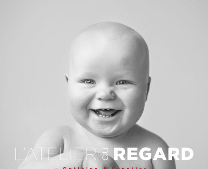 Comment voit votre bébé?