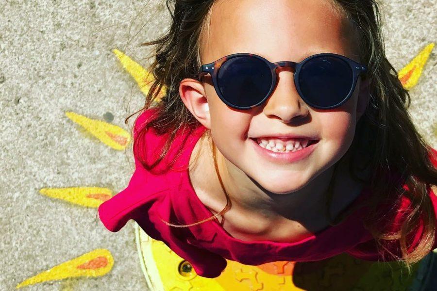 IZIPIZI, les lunettes de soleil pour enfants