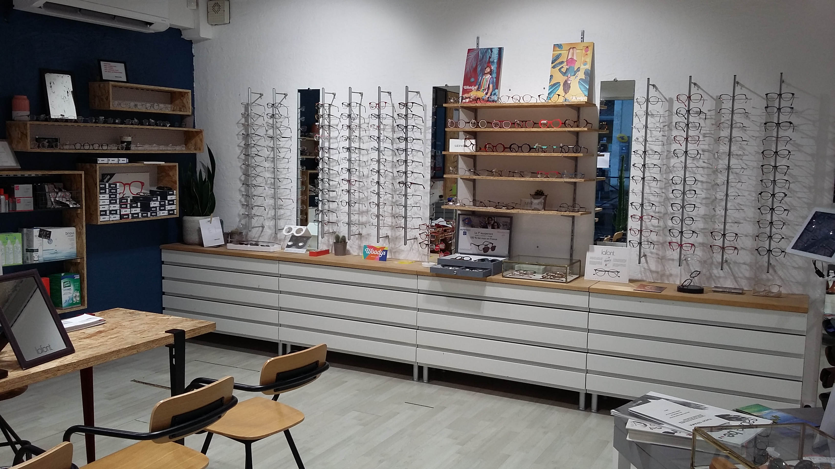 CDI Opticien-Lunetier H/F Langon (33)